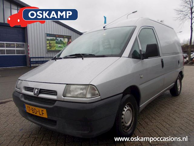 Peugeot Expert occasion - Oskamp Occasions