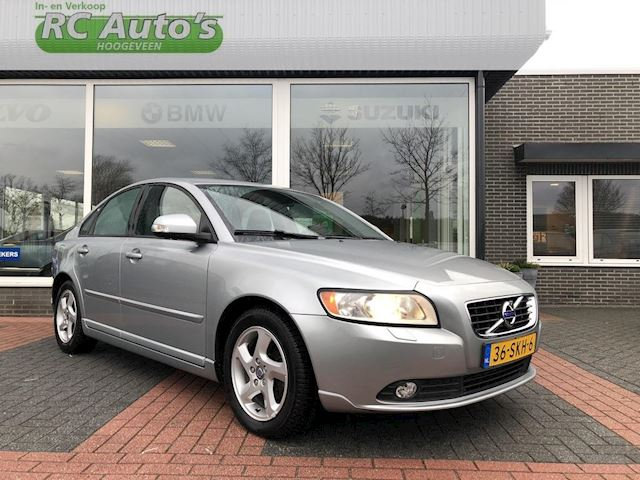Volvo S40 1.6 D2 S/S Limited Edition NAVI-LEER-NAP