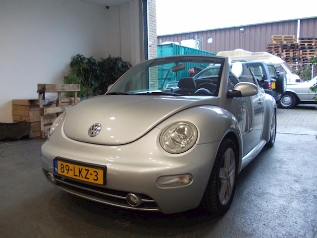 Volkswagen New Beetle Cabriolet 1.4 Highline