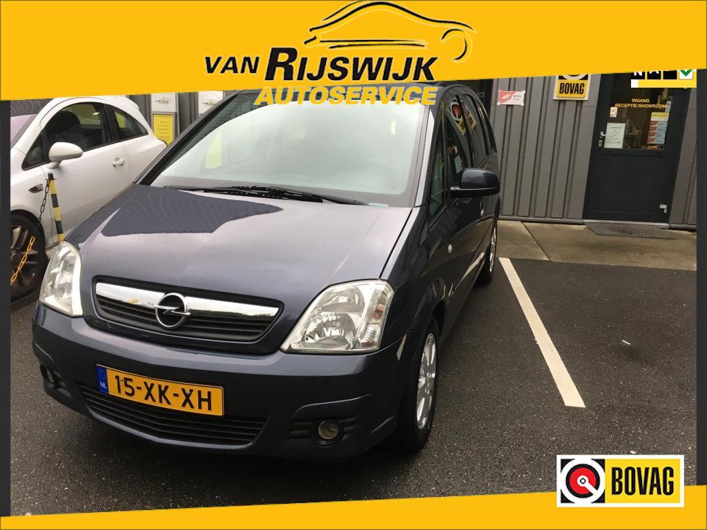 Opel Meriva occasion - Van Rijswijk Autoservice