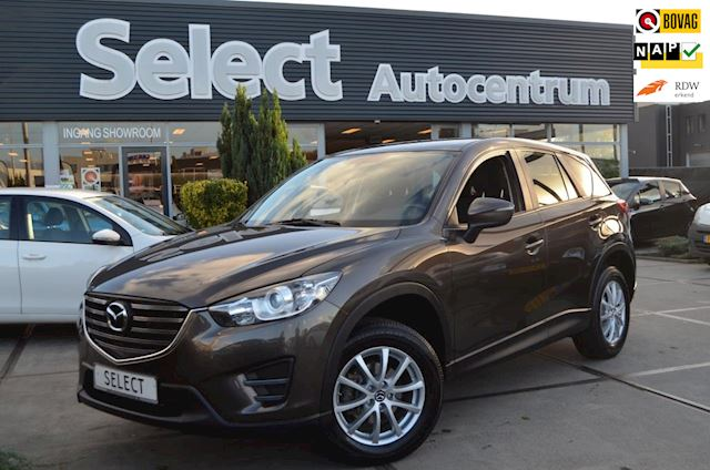 Mazda CX-5 2.0 SkyActiv-G 165PK Center-Line | Navigatie | Trekhaak