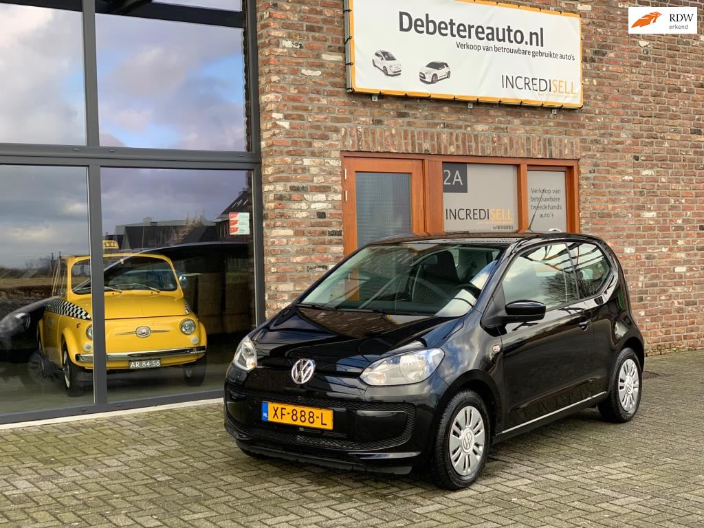Volkswagen Up occasion - Incredisell Occasions