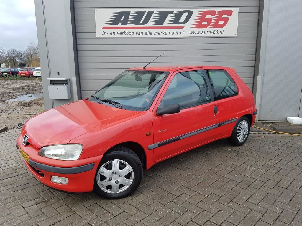 Peugeot 106 occasion - Auto 66 BV