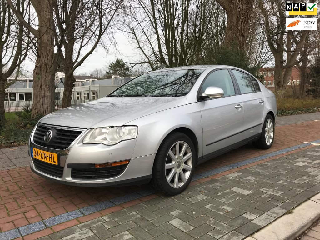 Volkswagen Passat occasion - AMS Automotive