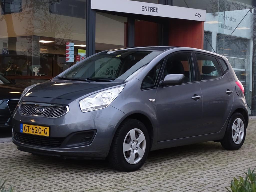 Kia Venga occasion - Autobedrijf van Gorkum