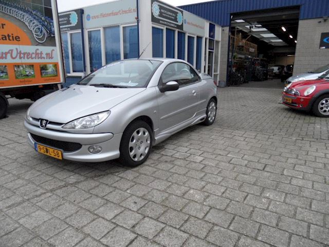Peugeot 206 1.6 quicksilver