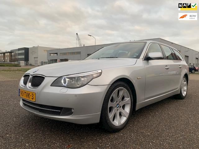 BMW 5-serie Touring occasion - LVG Handelsonderneming