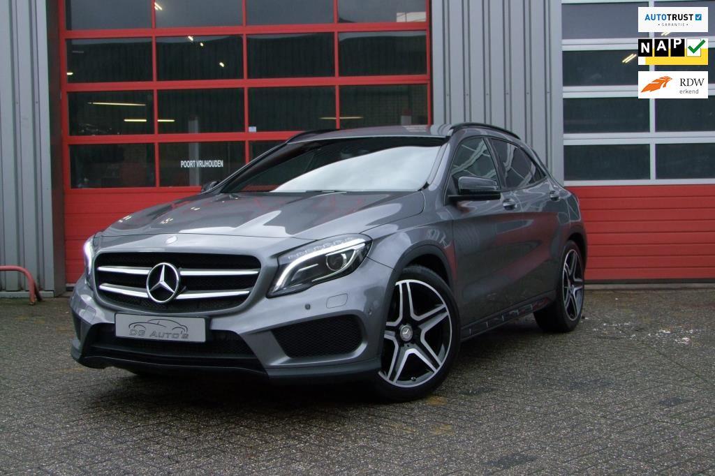 Mercedes-Benz GLA-klasse occasion - DG Auto's