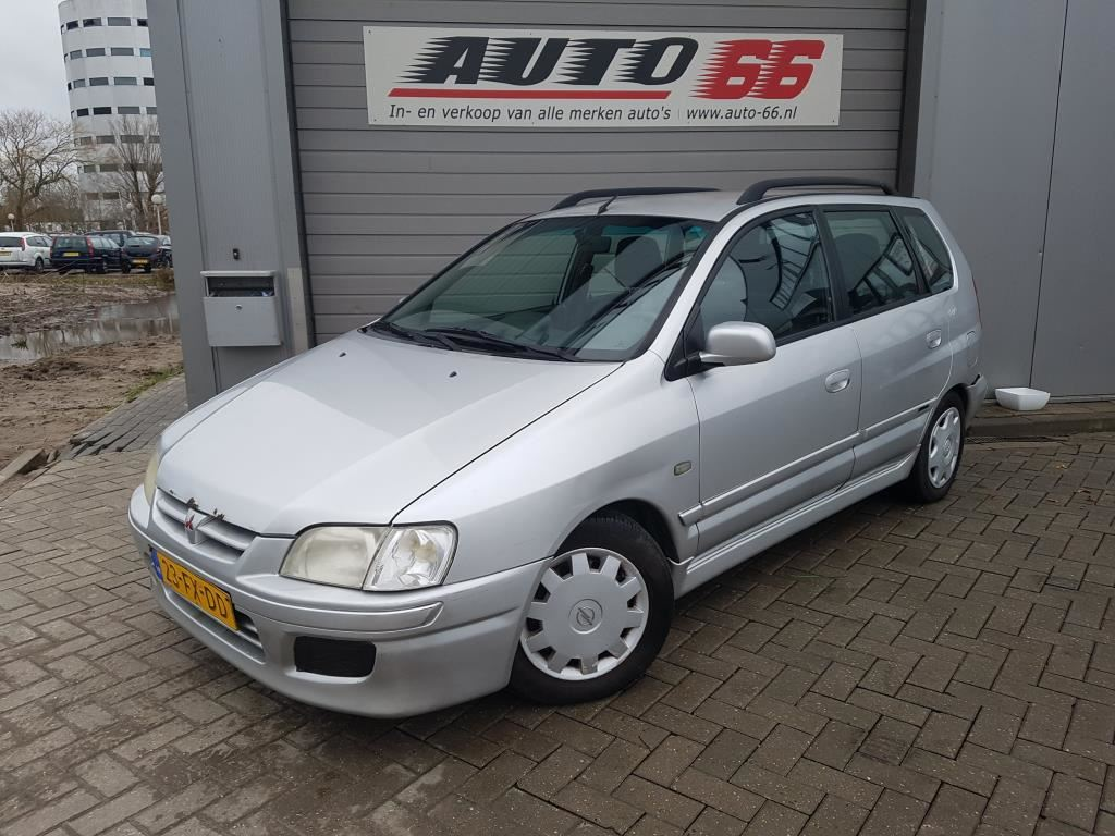 Mitsubishi Space Star occasion - Auto 66 BV