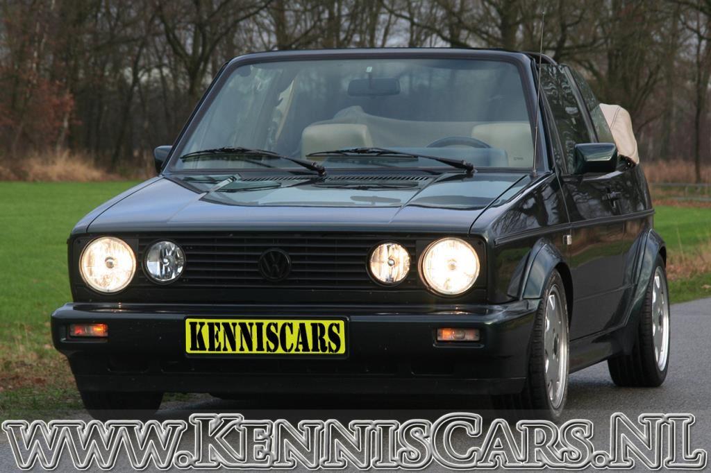 Volkswagen 1991 Golf Cabriolet occasion - KennisCars.nl
