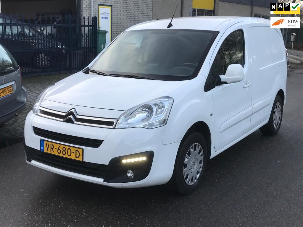 Citroen Berlingo occasion - Garage Nooit Gedacht