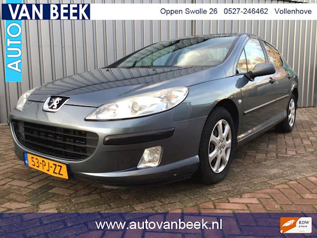 Peugeot 407 2.0 HDiF XR