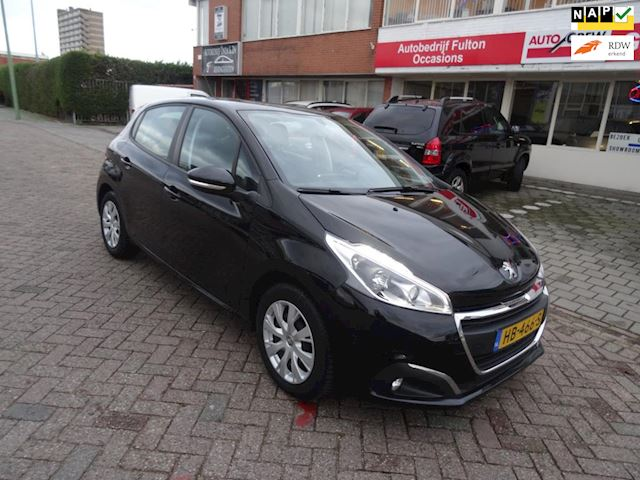 Peugeot 208 1.6 BlueHDi Blue Lease /5drs/Airco/Navi/LED/Cruise/km 64000