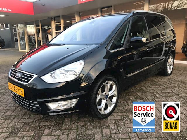 Ford Galaxy 1.6 SCTi Titanium 7-Persoons, Navi, Climat, Lm..