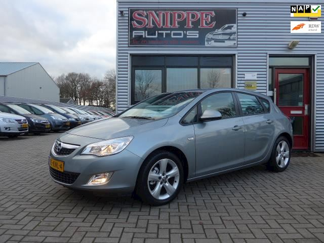 Opel Astra 1.6 Edition -167.286KM!!-AIRCO-CRUISE-LMV-