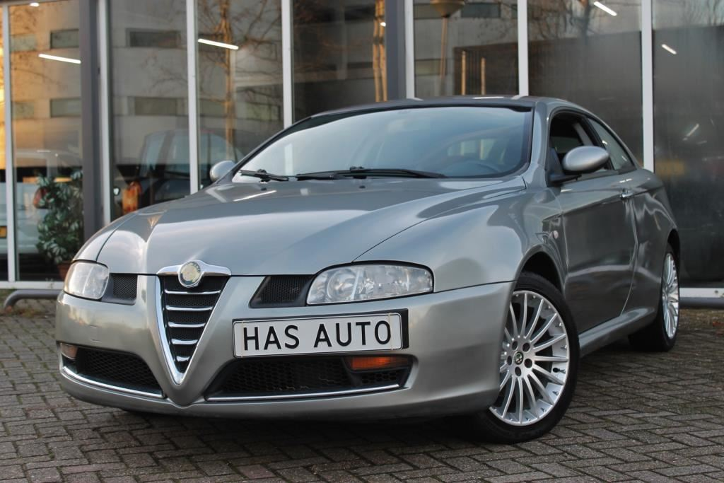 Alfa Romeo GT occasion - HAS Auto's