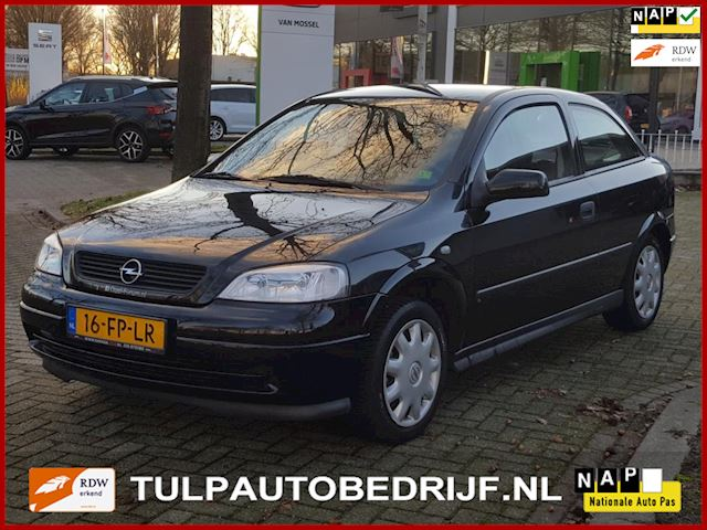 Opel Astra 1.6 GL 3 drs bj 2000