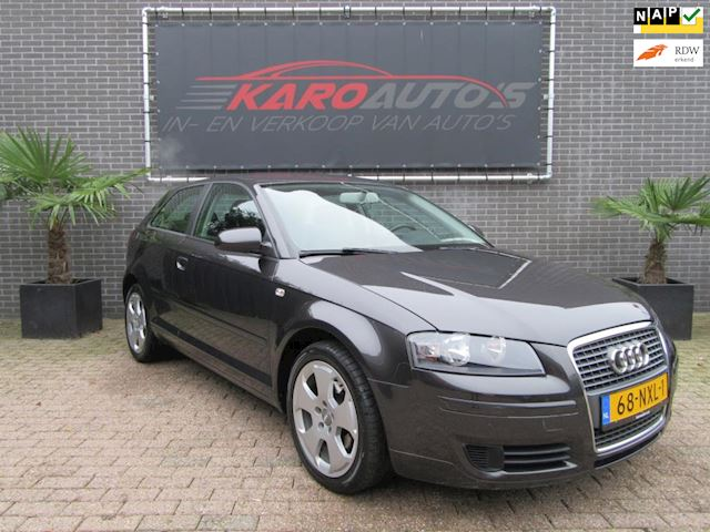 Audi A3 1.9 TDI Attraction Clima Navi Cruise Elek ramen Lmv
