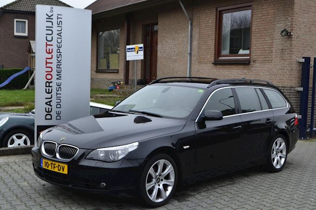 BMW 5-serie Touring 530d High Executive Navi, Stoelverwarming, PTS, Clima, .....
