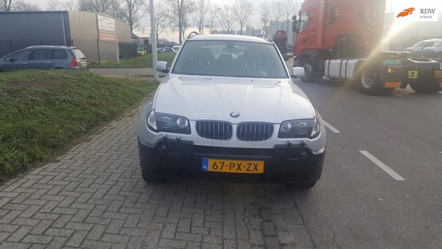 BMW X3 3.0d High Executive