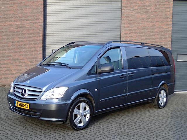 Mercedes-Benz Vito occasion - 4x4 Mill
