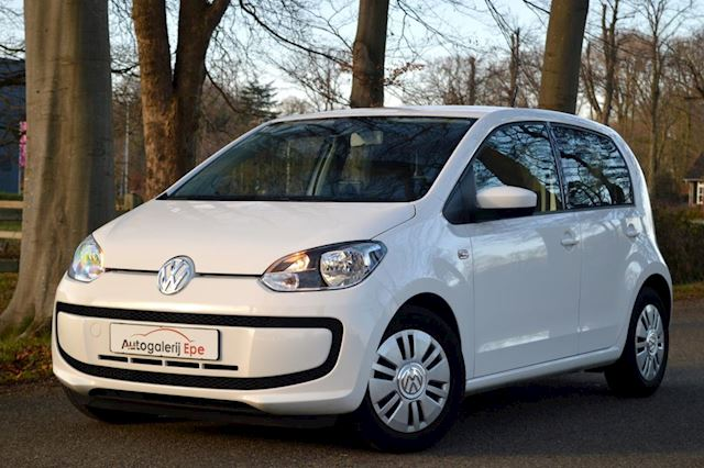 Volkswagen Up 1.0 move up BlueMotion 5 Deurs Airco Navi