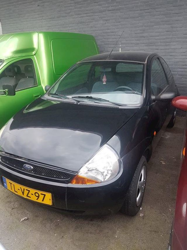 Ford Ka 1.3 1th Edition