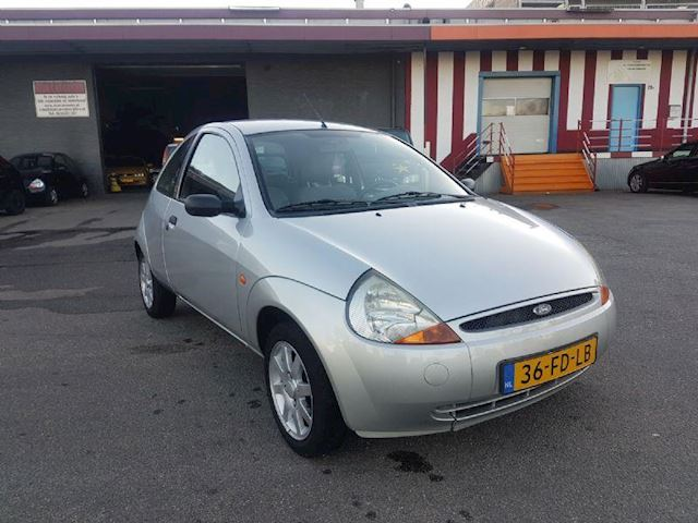 Ford Ka 1.3 2nd Edition