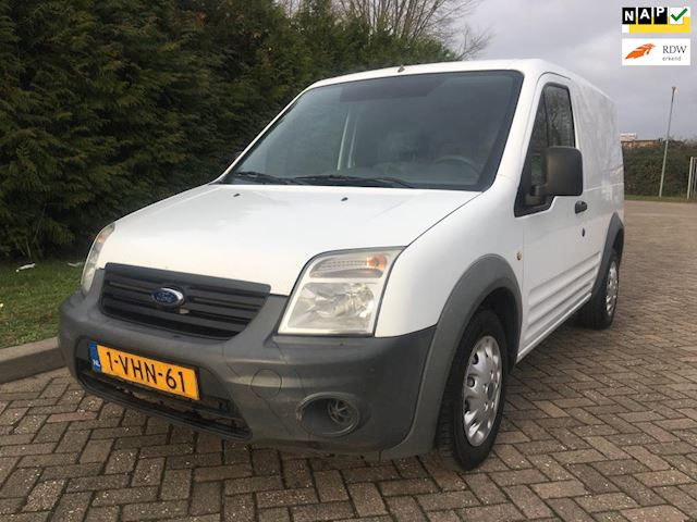 Ford Transit Connect T200S 1.8 TDCi Economy Edition Bj 2010,N.A.P,Trekhaak,Zeer Zuinig