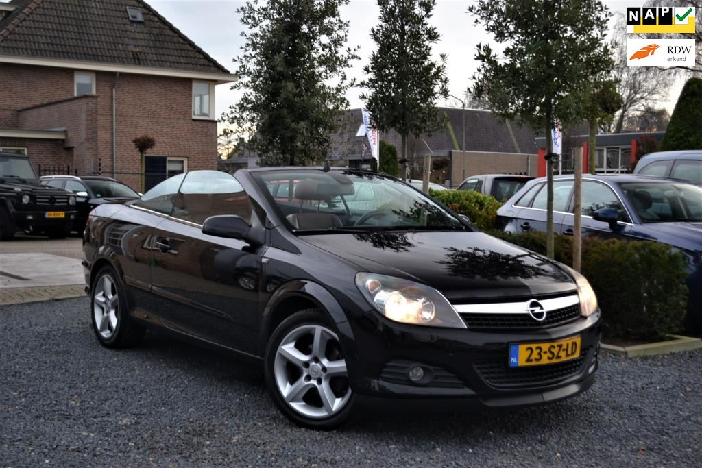 Opel Astra TwinTop occasion - Auto`s `t Harde
