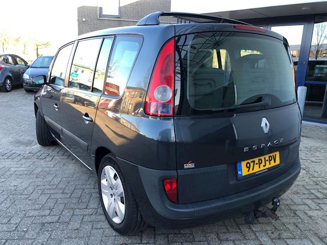 Renault Espace 2.2 dCi Expression Bj 2004 7 persoons