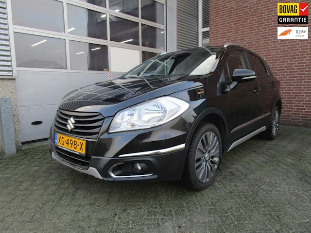 Suzuki SX4 S-Cross 1.6 Exclusive AllGrip