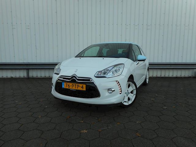 Citroen DS3 1.6 So Chic Leder/Navi/Led
