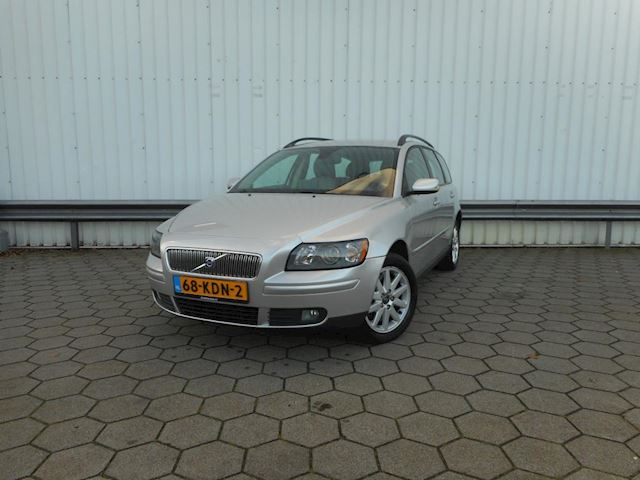 Volvo V50 2.5 T5 AWD Kinetic 220pk