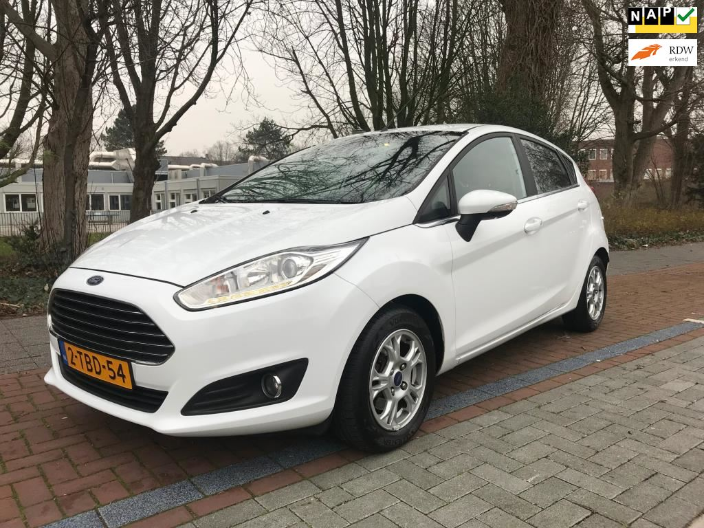 Ford Fiesta occasion - AMS Automotive
