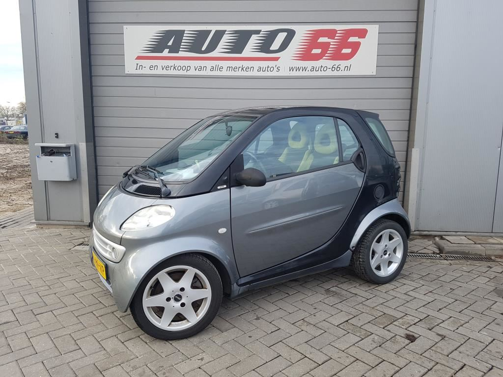 Smart City-coupé occasion - Auto 66 BV