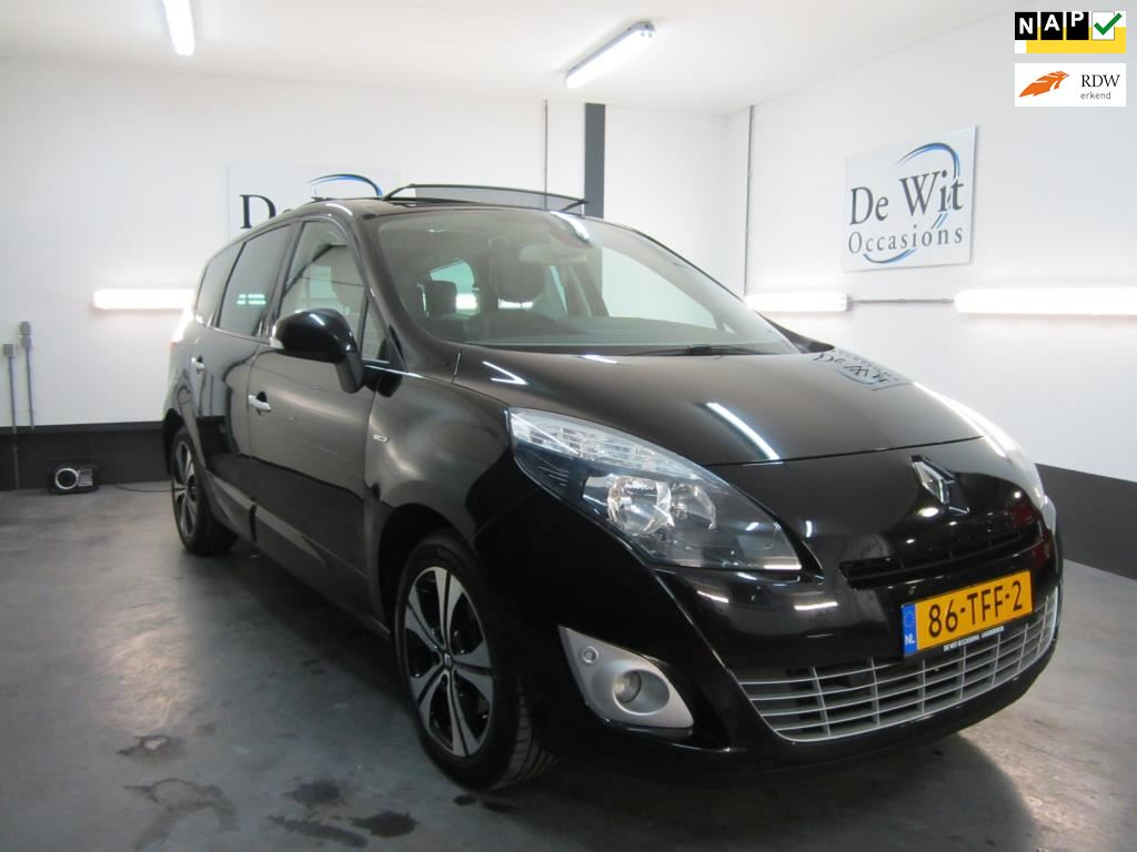 Renault Grand Scénic occasion - De Wit Occasions