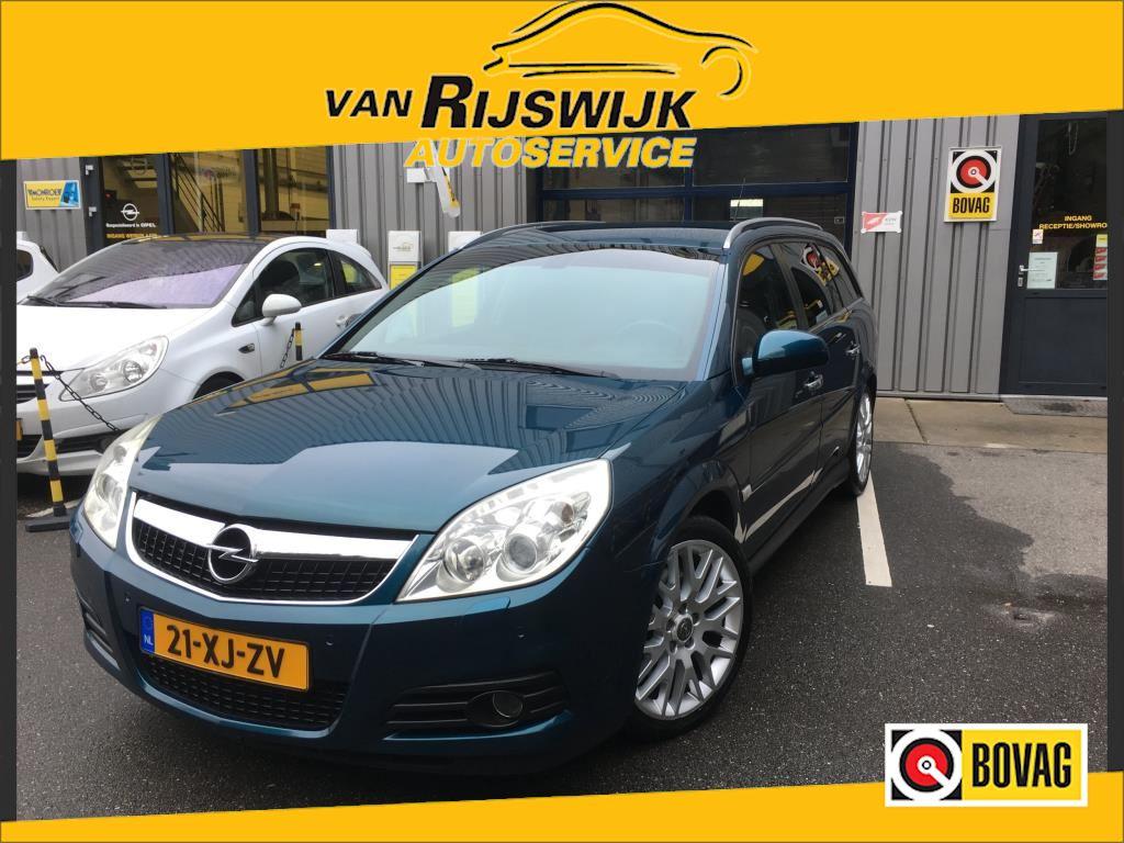 Opel Vectra Wagon occasion - Van Rijswijk Autoservice