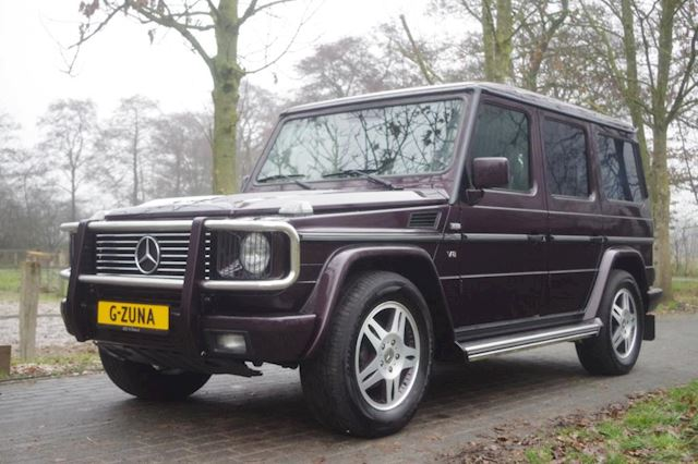 Mercedes-Benz G 500 1 of 400 occasion - G-Zuna