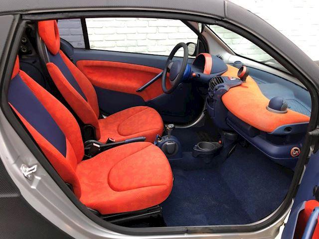 Smart Cabrio cabrio & passion Automaat 95.477km