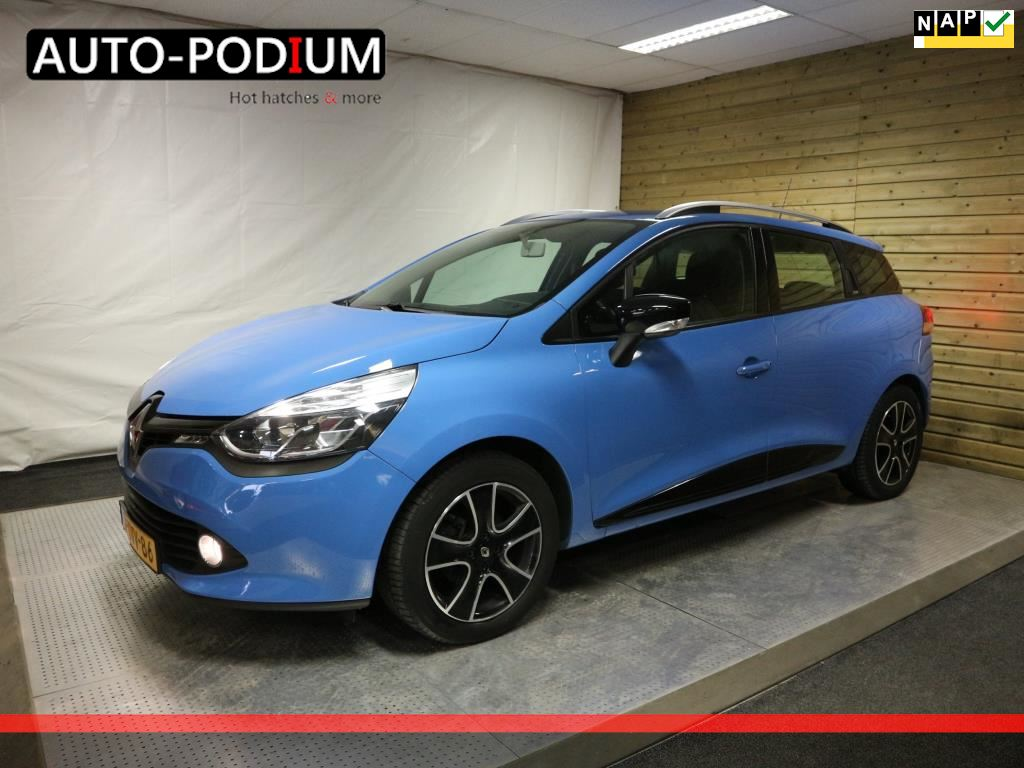 Renault Clio x Expression Estate 1.5 dCi 90 occasion - Auto-Podium