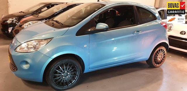 Ford Ka 1.2 Airco/Elek pakk/Nw APK/Garantie