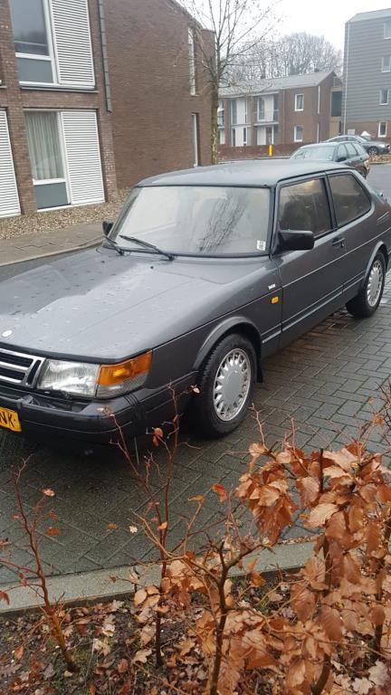 Saab 900 occasion - Willem Peddemors Auto's