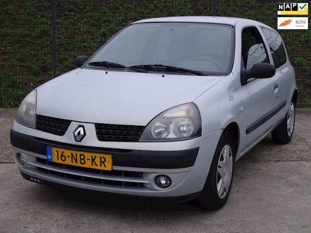 Renault Clio 1.2-16V Authentique I.Z.G.ST.