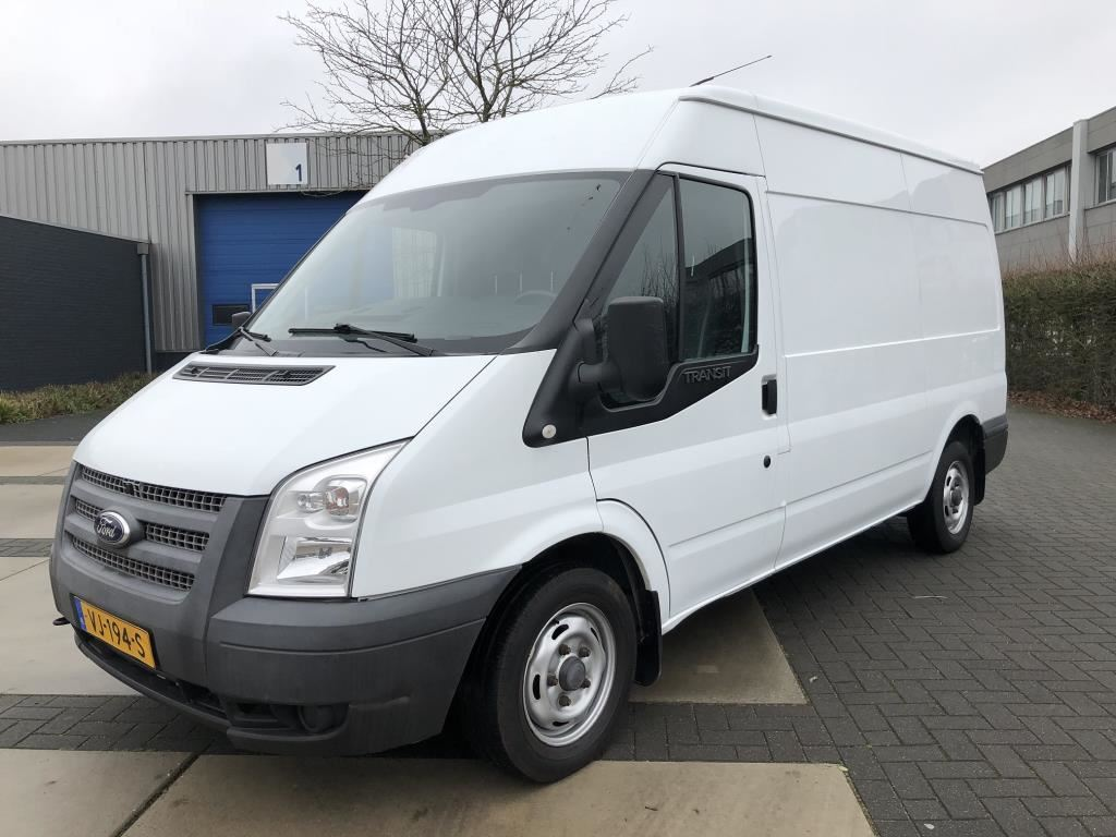 Ford Transit occasion - A2 Auto's