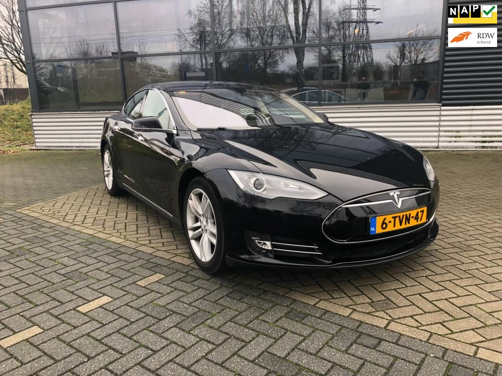 Tesla Model S occasion - Autoplace Ede
