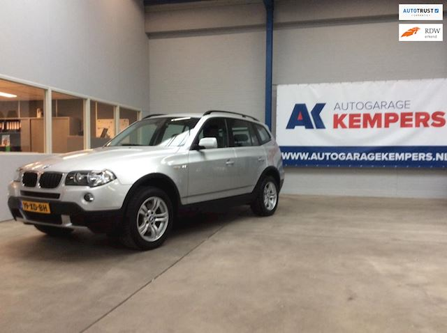 BMW X3 2.0i Executive Anniversary
