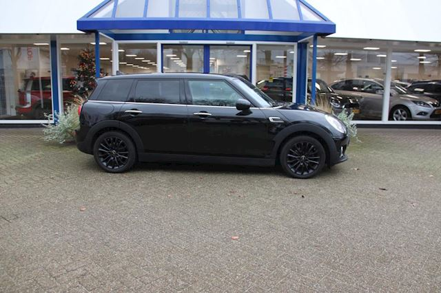 Mini Mini Clubman 1.5 One Pepper Business