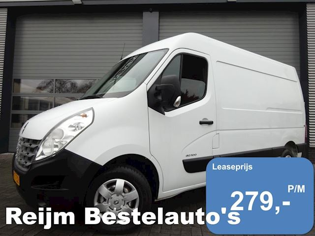 Renault Master T35 2.3 dCi L2H2 airco 3 zits