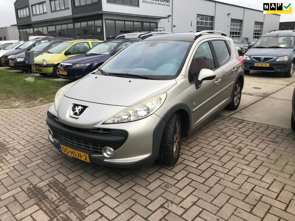 Peugeot 207 SW Outdoor occasion - Sonke Cars